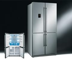 SMEG FQ60XPE - SIDE BY SIDE 610л