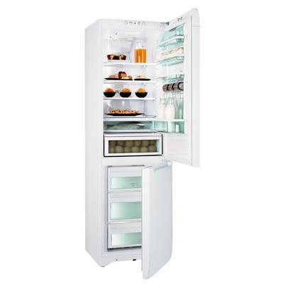 Расположение морозильной камеры.  2. Холодильник Hotpoint-Ariston MBL 2021 CS: информация по Hotpoint-Ariston MBL...